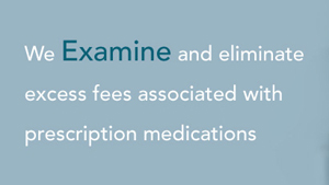 We examine and eliminate fees.